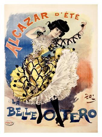 La Bella Otero, Alcazar d'Ete