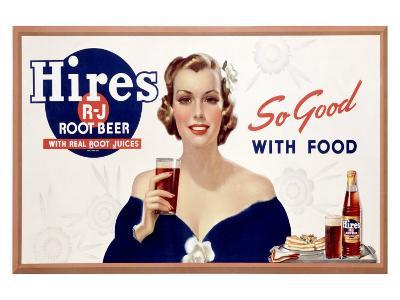 Hire's Root Beer