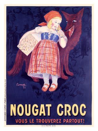 Nougat Croc