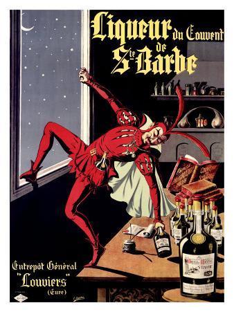 Liqueur Ste. Barbe