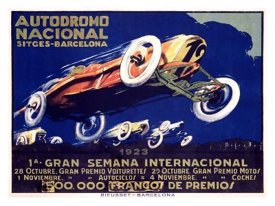 Autodromo National