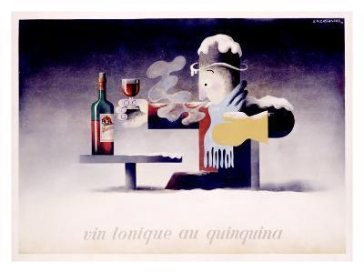Dubonnet, Vin Tonique Quinquina