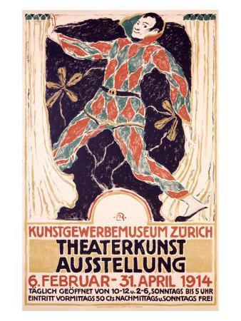 Theaterkunst Ausstellung