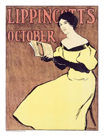 Lippincott's October, 1896