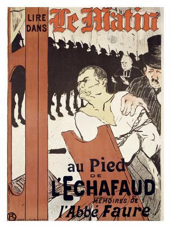 Le Matin au Pied de l'Echafaud