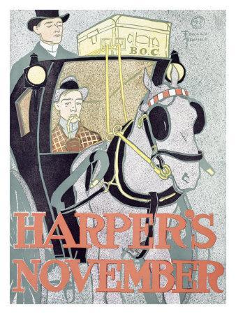 Harper's Weekly, November, 1896