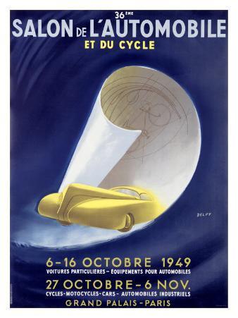 36th Salon de l'Automobile et du Cycle