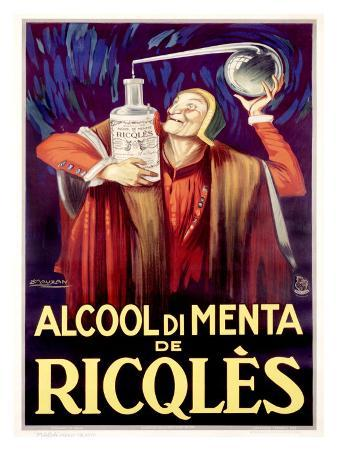 Alcool di Menta de Ricqles