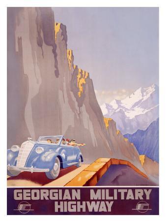 Georgian Military Highway