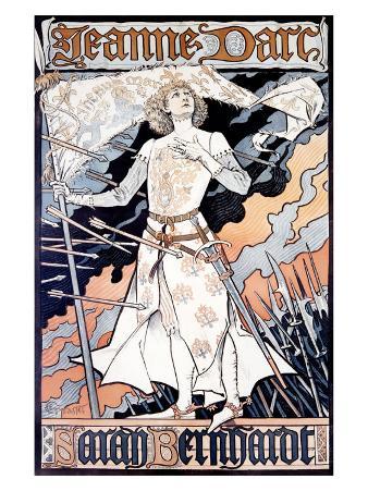 Jeanne d'Arc, Sarah Bernhardt