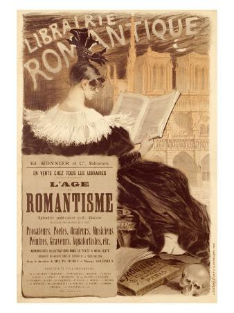 Librairie Romantique