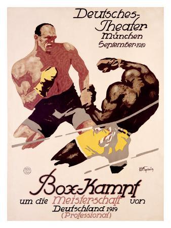 Box-Kampf