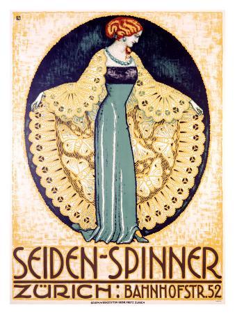 Seiden-Spinner, Zurich