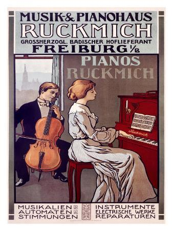 Ruckmich Musik