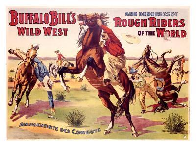 Amusements des Cowboys