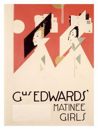 Gus Edwards' Matinee Girls