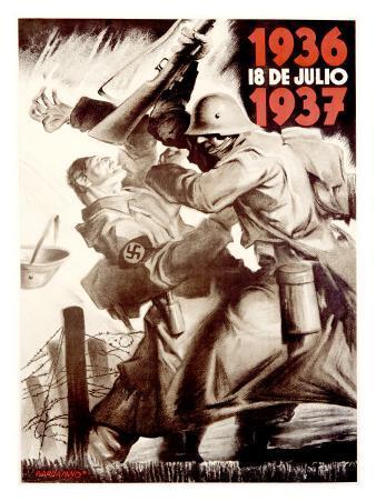 18 de Julio, 1937