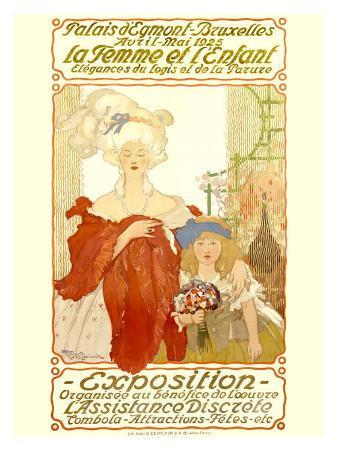 La Femme et l'Enfant Expo