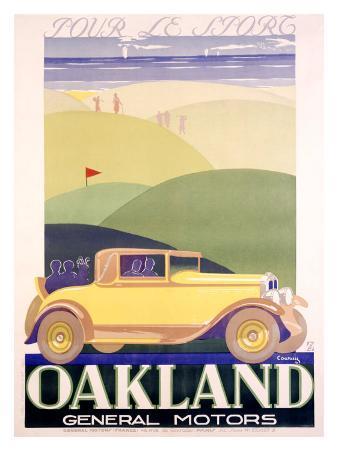 Oakland, General Motors
