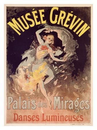 Musee Grevin, Palais Mirages