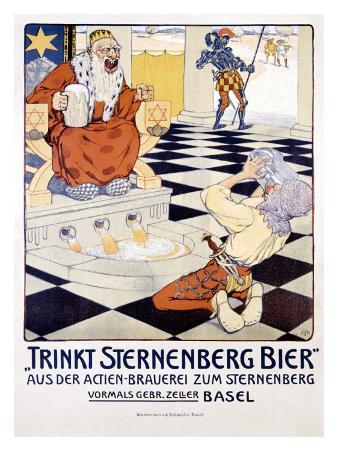 Trinkt Sternenberg Bier