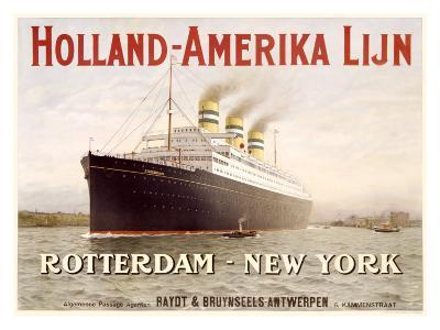 Holland to America Line