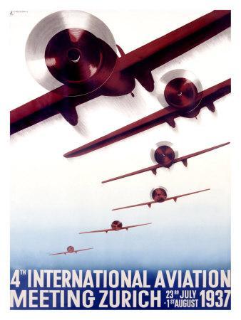 4th International Aviation Meeting, Zurich