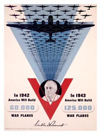 Victory, Franklin D. Roosevelt