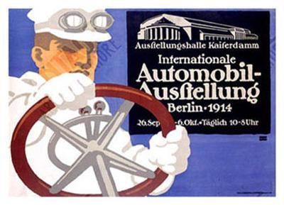 Automobil Ausstellung