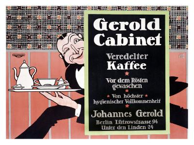 Gerold Cabinet Kaffee