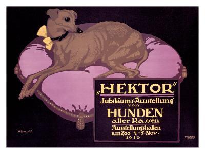 Hektor, Jubilaums-Austellung