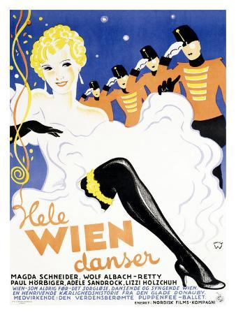 Hele Wien Danser