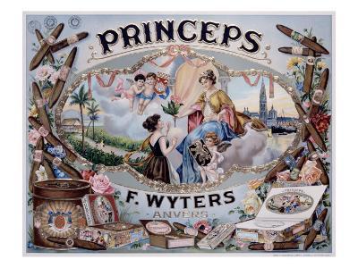 Princeps, F. Wyters