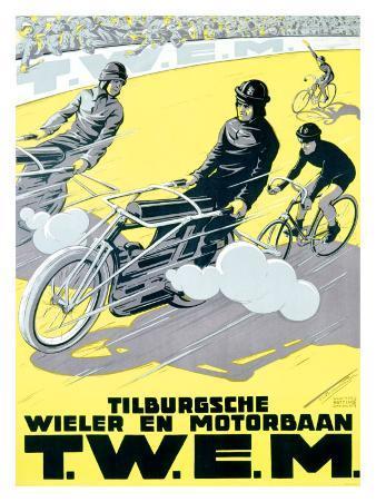 Verschuuren T.W.E.M. Cycling and Motor Race