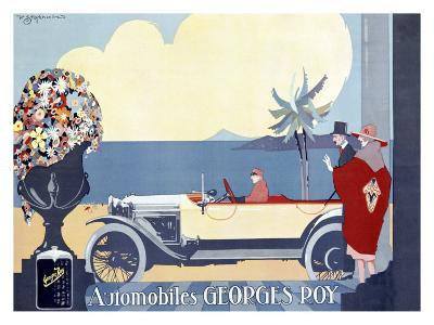 Automobiles, Georges Roy