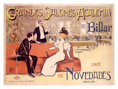 Grandes Salones y Academia de Billar