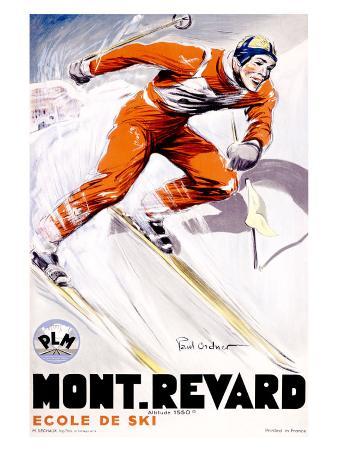 PLM, Mont Revard