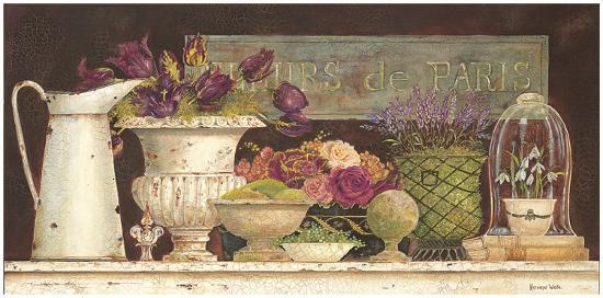 Fleurs de Paris Prints by Kathryn White at AllPosters.com