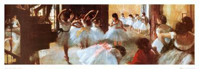 Ecole de Danse (detail)
