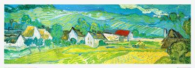 Sunny Meadow in Arles, c.1890 (detail)