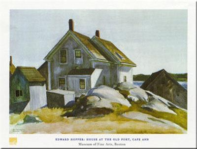 House At Old Fort