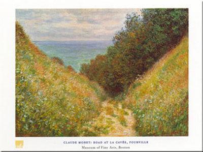 Road At La Cavee