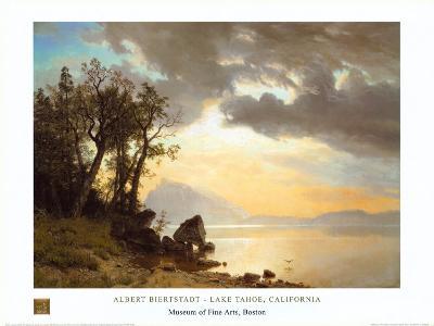 Lake Tahoe, California, 1867
