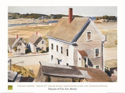 House By 'squam River, Gloucester (cape Ann, Massachusetts), 1926