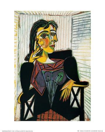 Portrait of Dora Maar, c.1937