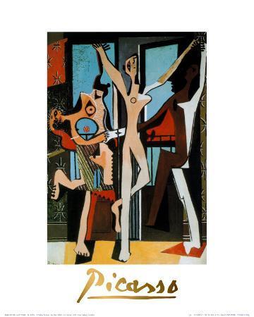 Three Dancers, c.1925