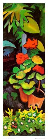 Blumen im Garten (detail)