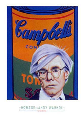 Homage To Warhol