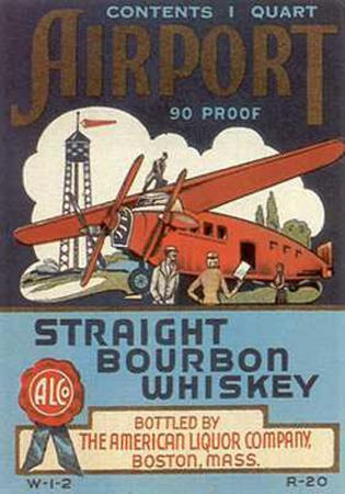 Airport Straight Bourbon