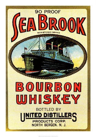 Sea Brook - Bourbon Whiskey
